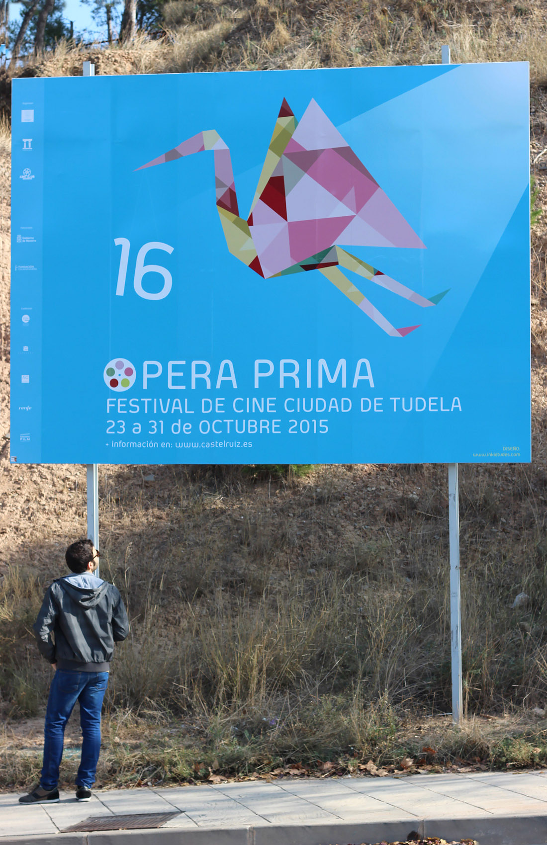 Ópera Prima valla